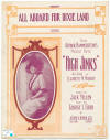 All Aboard For Dixie Land Sheet Music