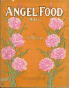 Angel Food Rag Sheet Music Cover