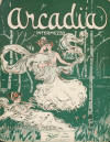 Arcadia: Intermezzo Sheet Music Cover