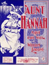 Aunt Hannah: March and Cake Walk