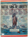 The Battle Song Of Liberty Sheet