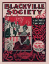 Blackville Society Cake Walk and Two