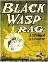 Black Wasp Rag: A Stinger Sheet