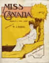 Miss Canada: March - Two Step