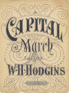 Capital March: Two Step Sheet