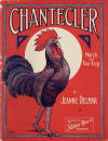 Chantecler Sheet Music Cover