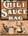 Chili-Sauce Rag Sheet Music Cover