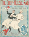 The Chop-House Rag Sheet Music Cover