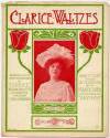 Clarice Waltzes Sheet Music Cover