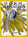 Corn Shucks Rag Sheet Music Cover