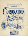 Coronation Waltzes Sheet Music
