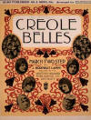 Creole Belles: March-Two-Step Sheet