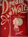 Dream Waltz Sheet Music Cover
