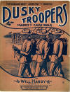 Dusky Troopers March & Cake Walk