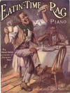 Eatin' Time Rag Sheet Music Cover