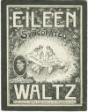 Eileen Waltz Sheet Music Cover