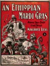 An Ethiopian Mardi Gras. March,