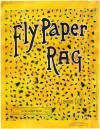 Fly Paper Rag Sheet Music Cover