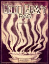 Good Gravy Rag Sheet Music Cover