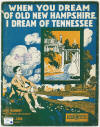 When You Dream Of Old New Hampshire,