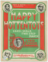 Happy Hottentots: Cake - Walk Sheet