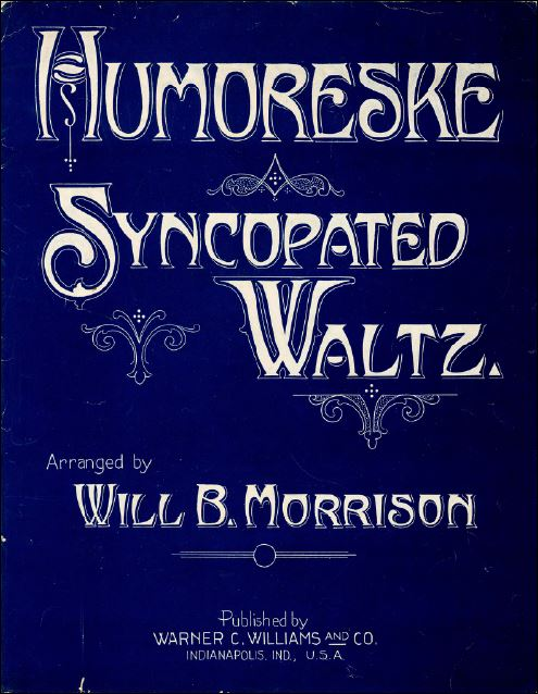 Humoreske: Syncopated Waltzes Sheet