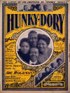 Hunky-Dory: Characteristic Cake Walk,