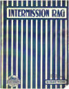 Intermission Rag Sheet Music