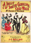 A Jolly South Carolina Cake Walk.