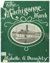 Machigonne: March, Two-Step Sheet