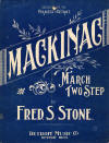 Mackinac March: Two Step Sheet