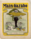 The Main Gazabo at a Corn Party: Cake
