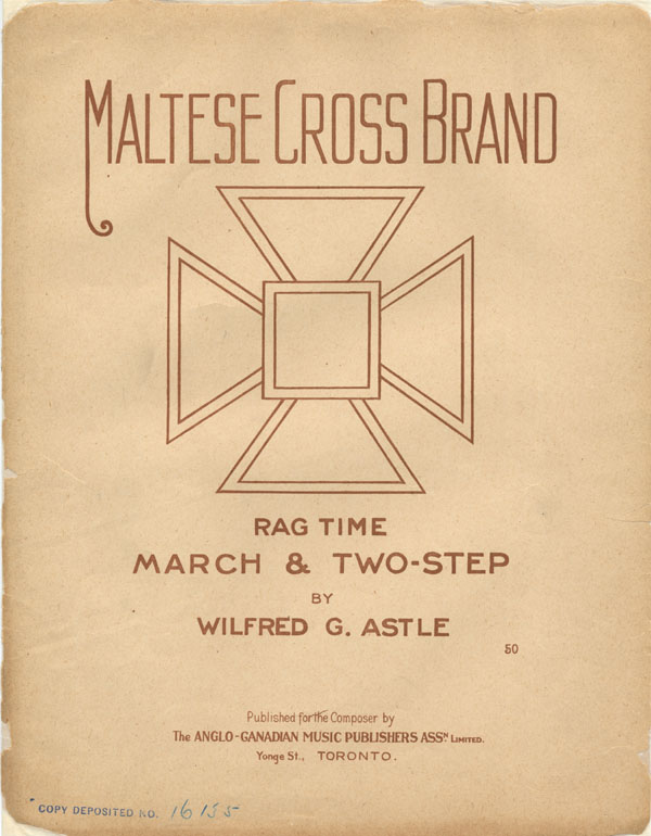 Maltese Cross Brand: Rag Time