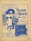 Mason & Risch Two Step Sheet