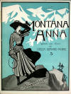 Montanta Anna Sheet Music Cover