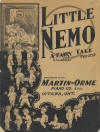 Little Nemo Sheet Music Cover
