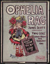 Ophelia Rag Sheet Music Cover