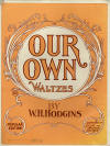 Our Own Waltzes Sheet Music Cover