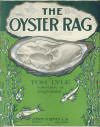 The Oyster Rag Sheet Music Cover