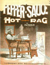 Pepper Sauce: A Hot Rag Sheet Music