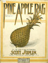 Pine Apple Rag Sheet Music Cover