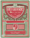 Rio Grande: March - Two Step Sheet