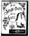 In the Shade of the Maple by the