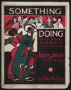 Something Doing Cake Walk March Sheet