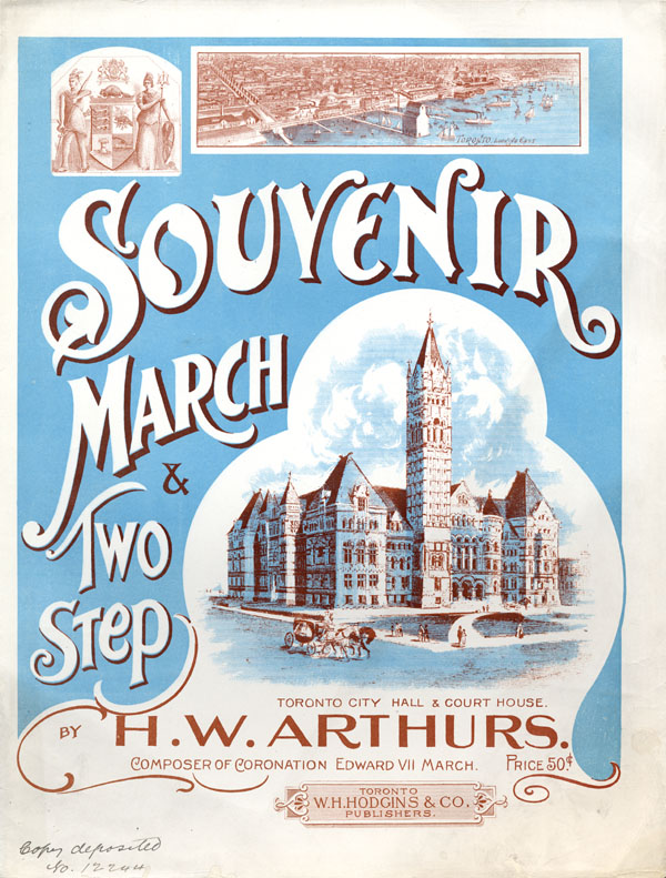 Souvenir: March and Two Step