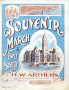 Souvenir March and Two Step Sheet