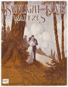 Sunlight and Love: Waltzes Sheet
