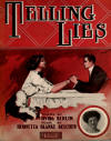 Telling Lies Sheet Music Cover