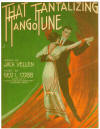 That Tantalizing Tango Tune Sheet