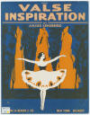 Valse Inspiration Sheet Music Cover
